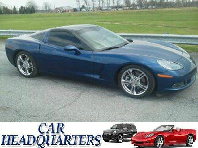 2006 Chevrolet Corvette for sale at CAR  HEADQUARTERS in New Windsor NY