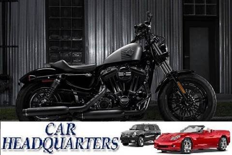 2016 Harley-Davidson Sportster for sale at CAR  HEADQUARTERS in New Windsor NY