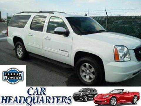2012 GMC Yukon XL for sale at CAR  HEADQUARTERS in New Windsor NY