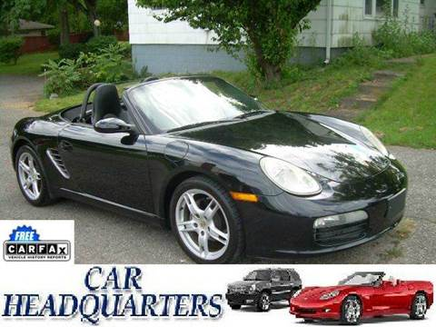 2005 Porsche Boxster for sale at CAR  HEADQUARTERS in New Windsor NY