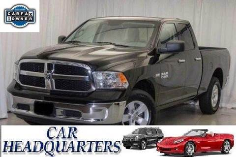 2016 RAM Ram Pickup 1500 for sale at CAR  HEADQUARTERS in New Windsor NY