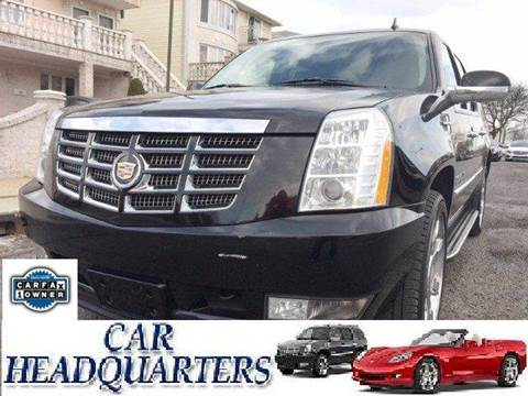 2014 Cadillac Escalade ESV for sale at CAR  HEADQUARTERS in New Windsor NY
