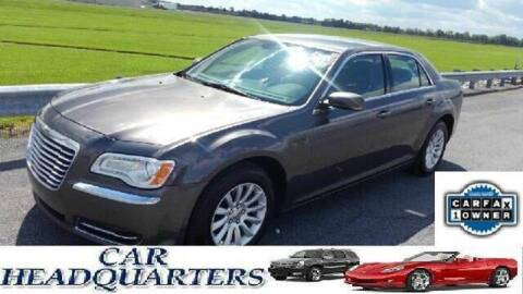 2014 Chrysler 300 for sale at CAR  HEADQUARTERS in New Windsor NY