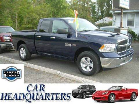 2017 RAM Ram Pickup 1500 for sale at CAR  HEADQUARTERS in New Windsor NY