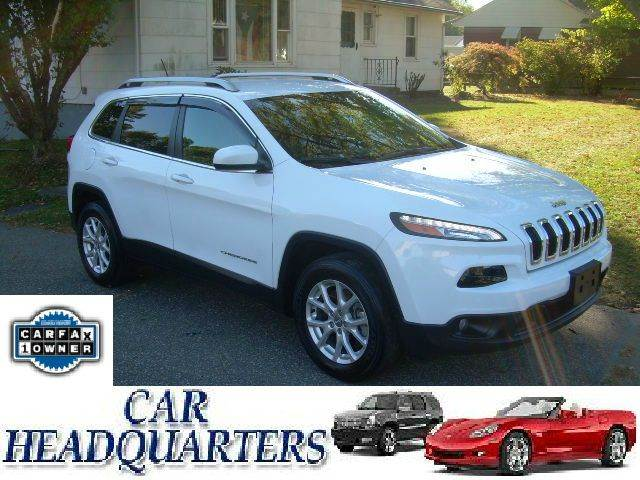 2016 Jeep Cherokee for sale at CAR  HEADQUARTERS in New Windsor NY