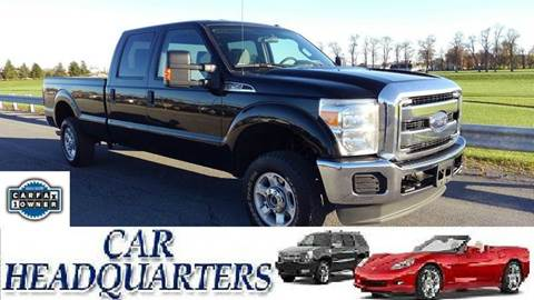 2016 Ford F-250 Super Duty for sale at CAR  HEADQUARTERS in New Windsor NY