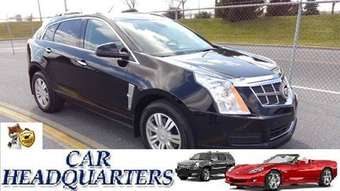 2010 Cadillac SRX for sale at CAR  HEADQUARTERS in New Windsor NY
