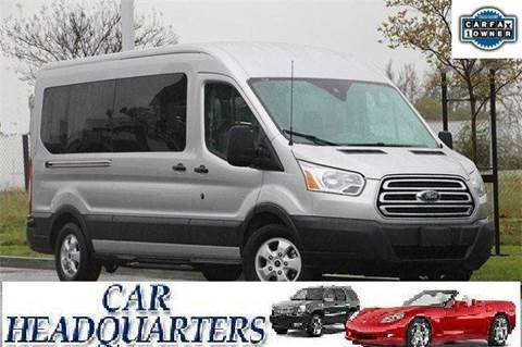 2017 Ford Transit Wagon for sale at CAR  HEADQUARTERS in New Windsor NY