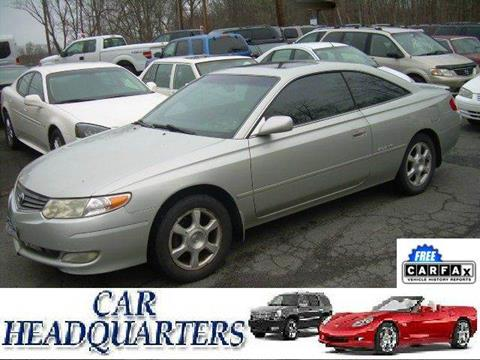 2002 Toyota Camry Solara for sale in New Windsor, NY