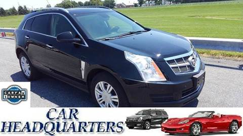 2011 Cadillac SRX for sale at CAR  HEADQUARTERS in New Windsor NY