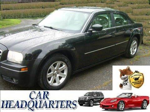 2006 Chrysler 300 for sale at CAR  HEADQUARTERS in New Windsor NY