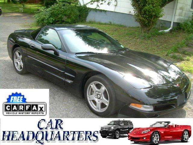 1998 Chevrolet Corvette for sale at CAR  HEADQUARTERS in New Windsor NY