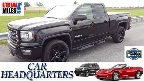 2017 GMC Sierra 1500 for sale at CAR  HEADQUARTERS in New Windsor NY