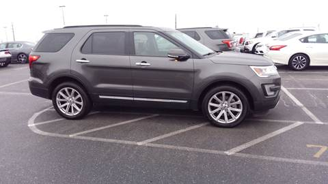 2017 Ford Explorer for sale at CAR  HEADQUARTERS in New Windsor NY