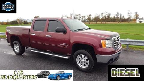 2009 GMC Sierra 2500HD for sale at CAR  HEADQUARTERS in New Windsor NY