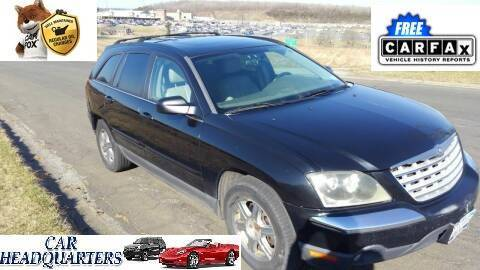 2004 Chrysler Pacifica for sale at CAR  HEADQUARTERS in New Windsor NY