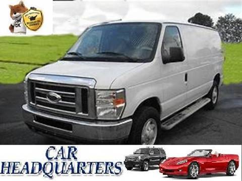 2008 Ford E-Series Cargo for sale at CAR  HEADQUARTERS in New Windsor NY