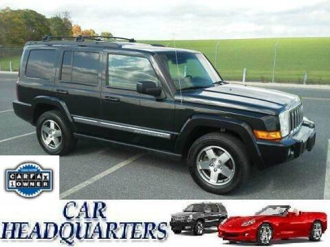 2007 Jeep Commander for sale at CAR  HEADQUARTERS in New Windsor NY