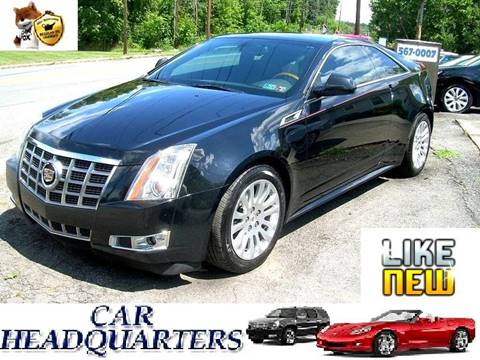 2012 Cadillac CTS for sale in New Windsor, NY