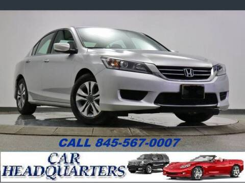 2014 Honda Accord for sale at CAR  HEADQUARTERS in New Windsor NY