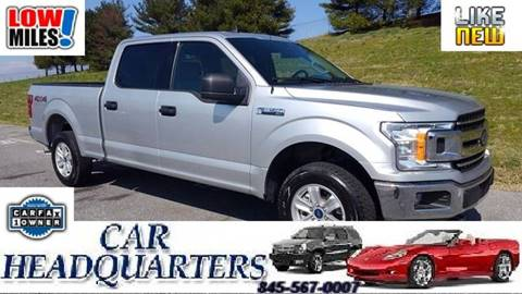 2019 Ford F-150 for sale at CAR  HEADQUARTERS in New Windsor NY