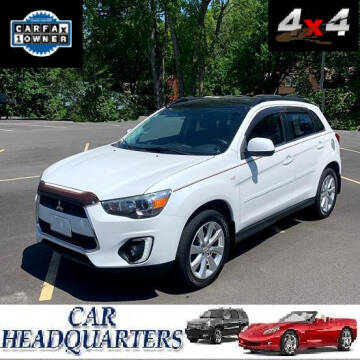 2015 Mitsubishi Outlander Sport SE for sale at CAR  HEADQUARTERS in New Windsor NY