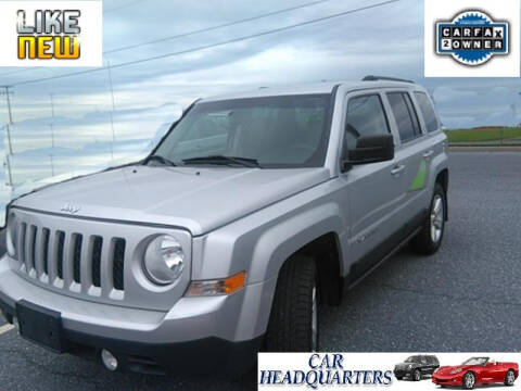 2014 Jeep Patriot for sale at CAR  HEADQUARTERS in New Windsor NY