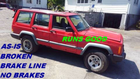 1998 Jeep Cherokee for sale at CAR  HEADQUARTERS in New Windsor NY