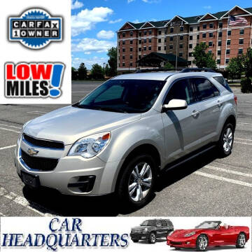 2012 Chevrolet Equinox for sale at CAR  HEADQUARTERS in New Windsor NY