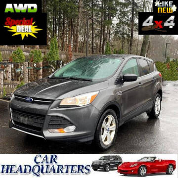 2015 Ford Escape for sale at CAR  HEADQUARTERS in New Windsor NY