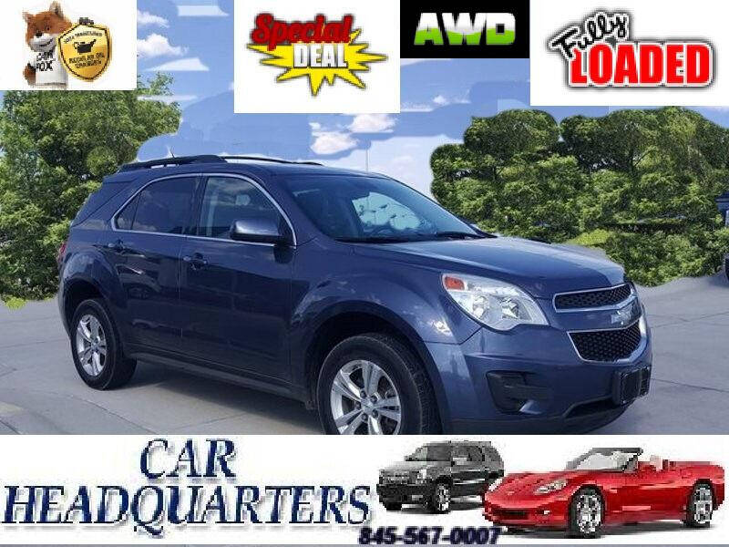2013 Chevrolet Equinox for sale at CAR  HEADQUARTERS in New Windsor NY