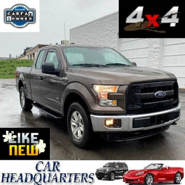 2016 Ford F-150 for sale at CAR  HEADQUARTERS in New Windsor NY