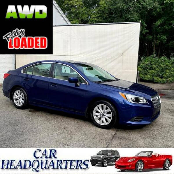 2015 Subaru Legacy for sale at CAR  HEADQUARTERS in New Windsor NY