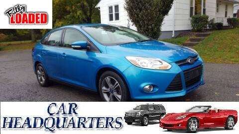 2014 Ford Focus for sale at CAR  HEADQUARTERS in New Windsor NY