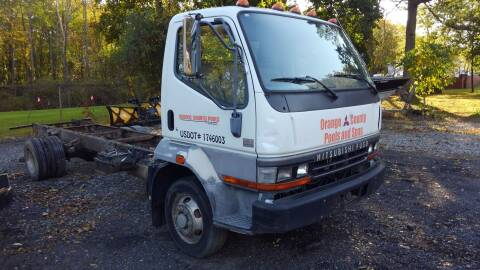 2000 Mitsubishi Fuso FH211 for sale at CAR  HEADQUARTERS in New Windsor NY
