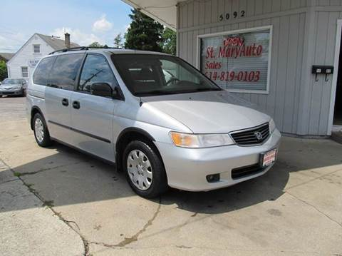 2001 Honda Odyssey for sale in Hilliard, OH