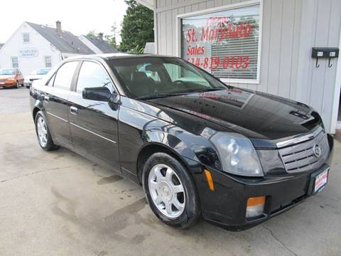 2004 Cadillac CTS for sale in Hilliard, OH