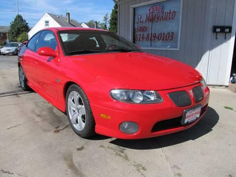 2004 Pontiac GTO for sale in Hilliard, OH