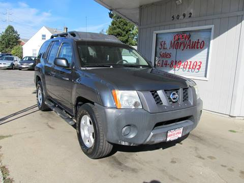 2006 Nissan Xterra for sale in Hilliard, OH