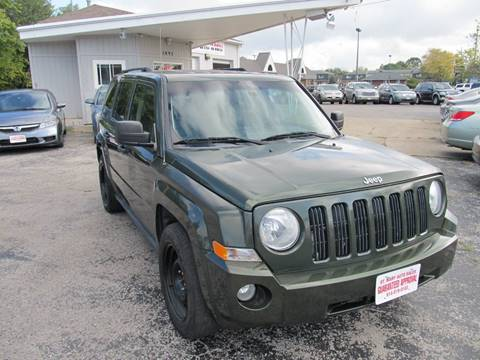 2007 Jeep Patriot for sale in Hilliard, OH