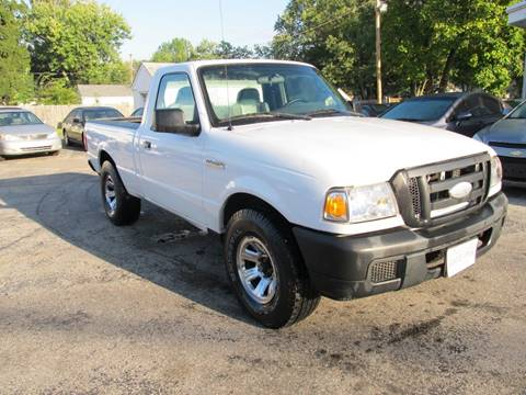 2007 Ford Ranger for sale in Hilliard, OH
