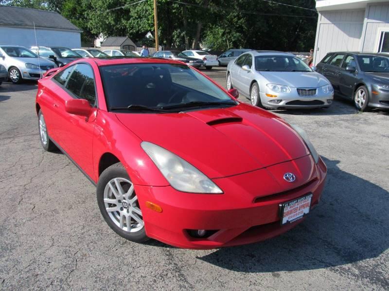 2004 Toyota Celica GT 2dr Hatchback   Hilliard OH