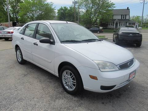 2007 Ford Focus for sale at St. Mary Auto Sales in Hilliard OH