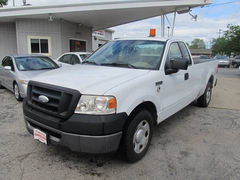 2007 Ford F-150 for sale at St. Mary Auto Sales in Hilliard OH