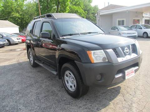 2007 Nissan Xterra for sale at St. Mary Auto Sales in Hilliard OH