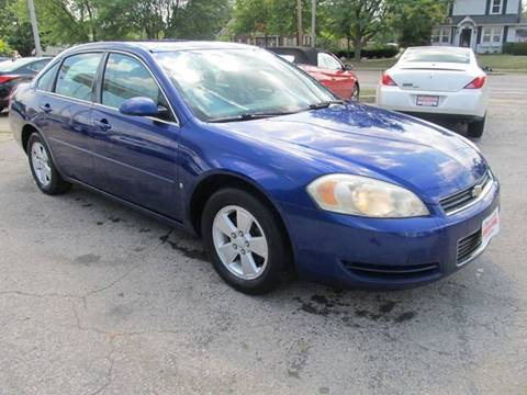 2006 Chevrolet Impala for sale at St. Mary Auto Sales in Hilliard OH