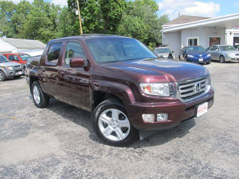 2012 Honda Ridgeline for sale in Hilliard, OH