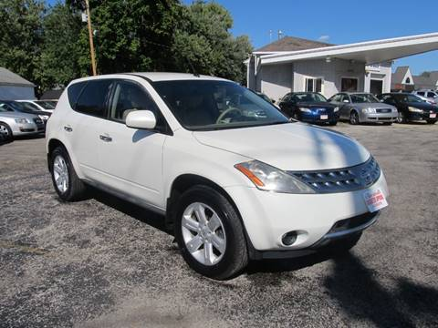 2006 Nissan Murano for sale at St. Mary Auto Sales in Hilliard OH