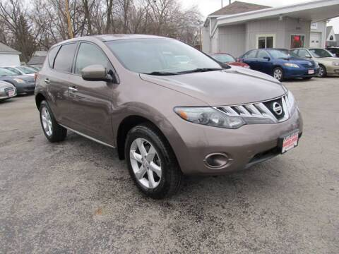 2010 Nissan Murano for sale at St. Mary Auto Sales in Hilliard OH