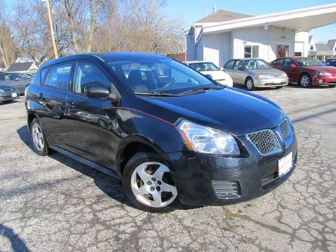 2009 Pontiac Vibe for sale at St. Mary Auto Sales in Hilliard OH